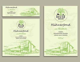 #20 for Label Design for Organic Farm Products (German language) by Eacramul