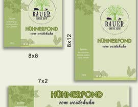 #14 for Label Design for Organic Farm Products (German language) by Arthyarts