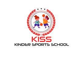 #110 untuk Logo Development Kinder Sports School Engl. & Arabic oleh momotazkhatun112