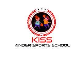 #111 untuk Logo Development Kinder Sports School Engl. & Arabic oleh momotazkhatun112