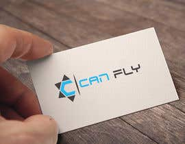 nº 218 pour Logo for textile company - Can Fly par shorifulislam786