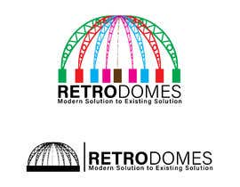 #404 for Logo For Specialty Product - RetroDomes af MAKAZAD100