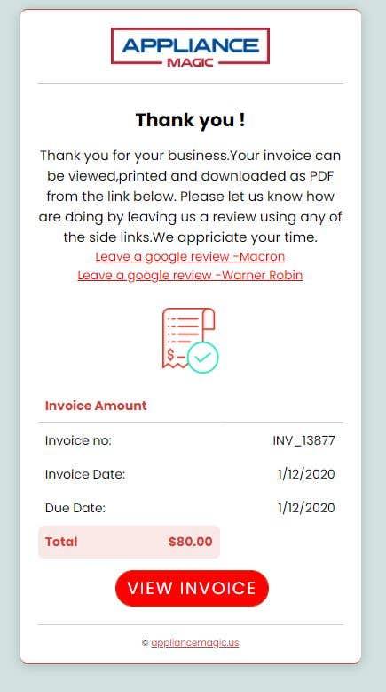 Penyertaan Peraduan #                                        45                                      untuk                                         Inline CSS - HTML Contest - ShortCodes:  Simple Invoice Page