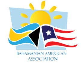 #42 for Design a Logo for Bahamanian American Association by ciprilisticus