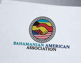 #53 for Design a Logo for Bahamanian American Association by eddesignswork
