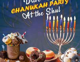 #91 untuk Design a Flyer for a Chanukah Party oleh mabbar789