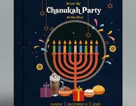 #92 untuk Design a Flyer for a Chanukah Party oleh jad31graphics