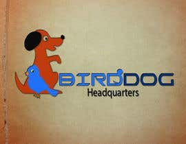 #21 untuk Design a Logo for Bird Dog Headquarters oleh birhanedangew