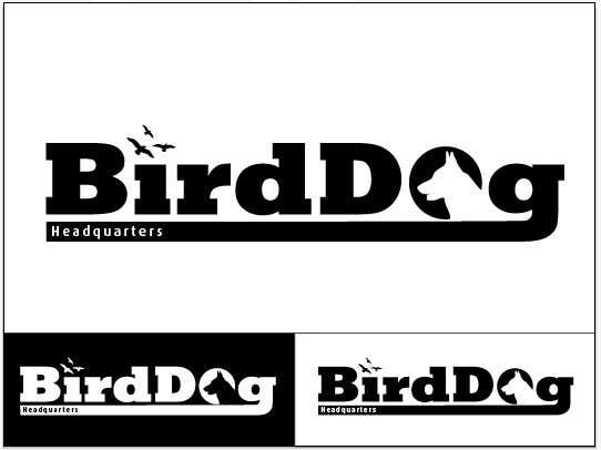 Contest Entry #                                        14                                      for                                         Design a Logo for Bird Dog Headquarters