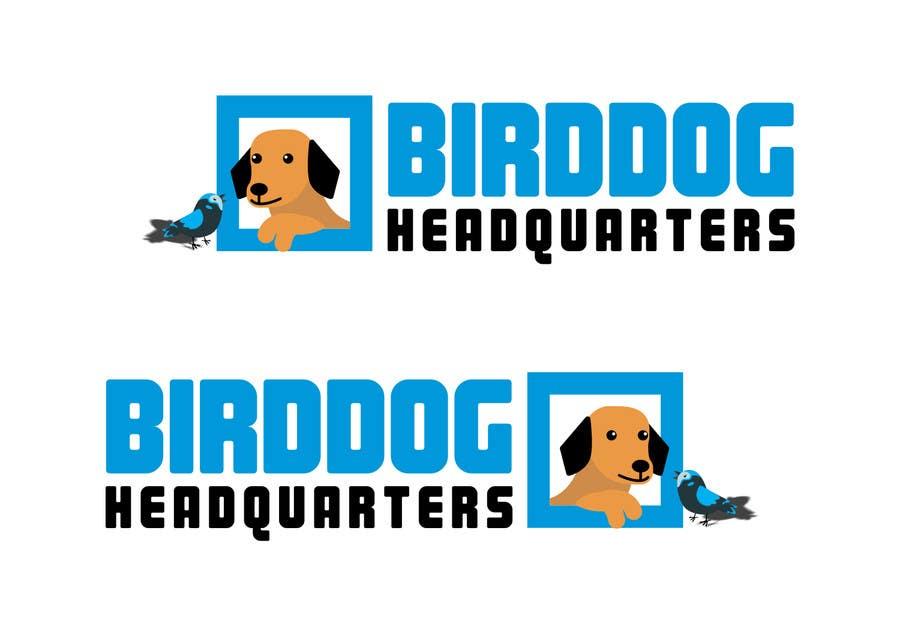 Contest Entry #                                        24                                      for                                         Design a Logo for Bird Dog Headquarters