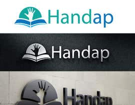 #21 for Design a logo for Handap.com by wilfridosuero