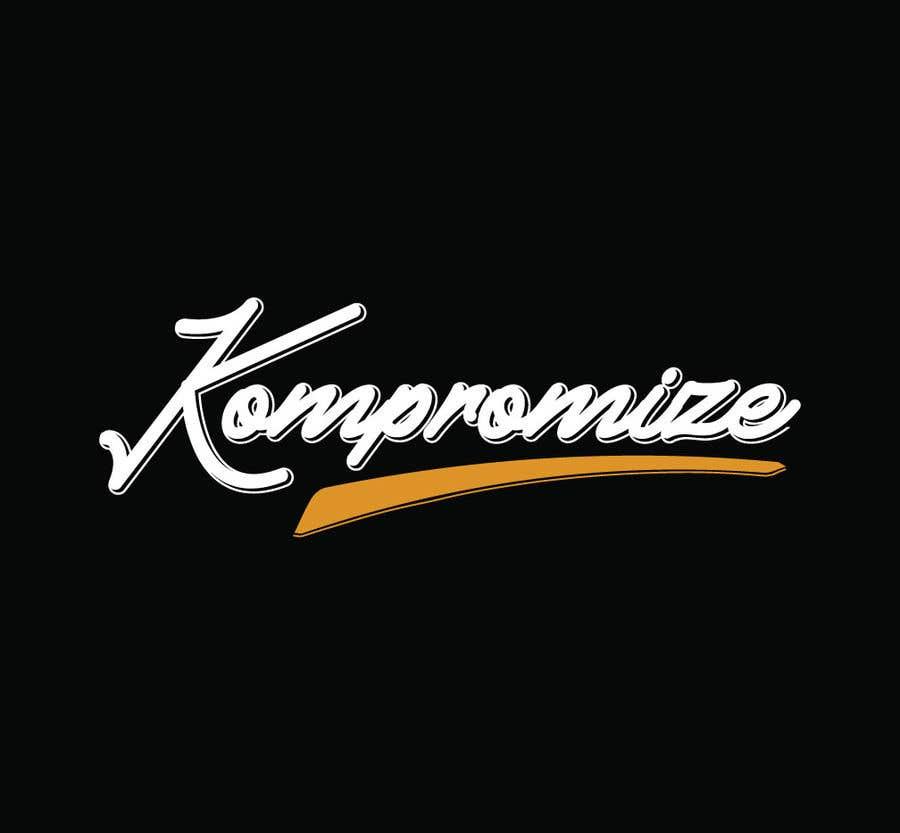 Penyertaan Peraduan #                                        27                                      untuk                                         Kompromize Logo and T-shirt Design