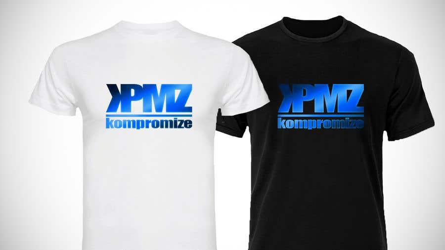 Penyertaan Peraduan #                                        49                                      untuk                                         Kompromize Logo and T-shirt Design