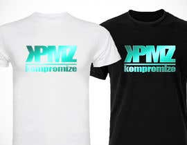 #53 for Kompromize Logo and T-shirt Design af Paulodesings