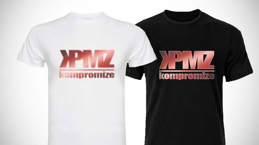 Penyertaan Peraduan #                                        56                                      untuk                                         Kompromize Logo and T-shirt Design