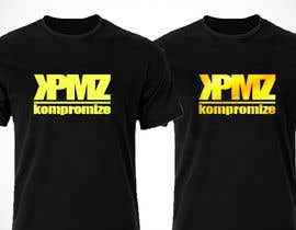 #57 for Kompromize Logo and T-shirt Design af Paulodesings
