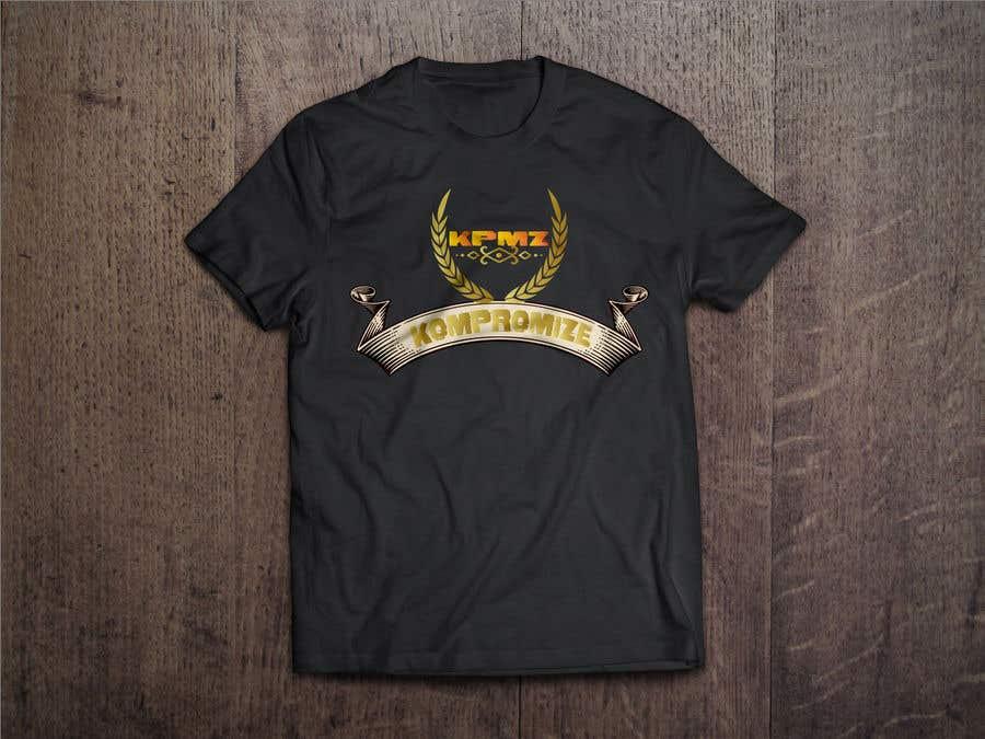 Penyertaan Peraduan #                                        63                                      untuk                                         Kompromize Logo and T-shirt Design