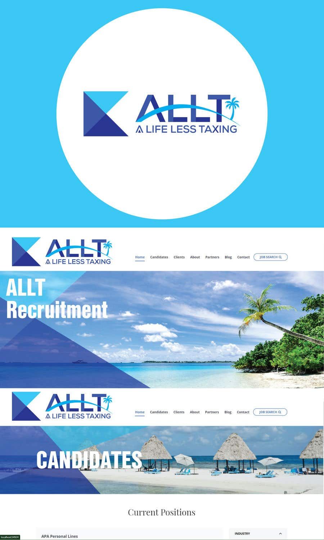 Penyertaan Peraduan #                                        249                                      untuk                                         Logo Design for Recruitment Website