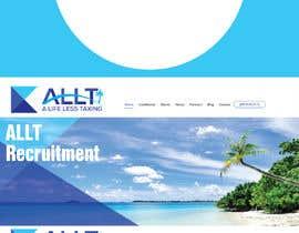#249 untuk Logo Design for Recruitment Website oleh bdrakibraj