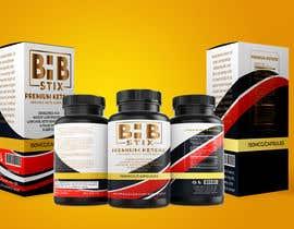 #233 untuk BHBStix Logo and packaging design. oleh DesignerMaster12