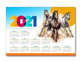 #40 for Calendar for 2021 by roy2100