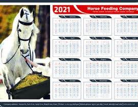 #47 for Calendar for 2021 by habibsofi78