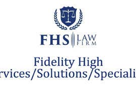 #325 para Suggest Legal Firm Abbreviation for -  FHS por AkshayBaluni