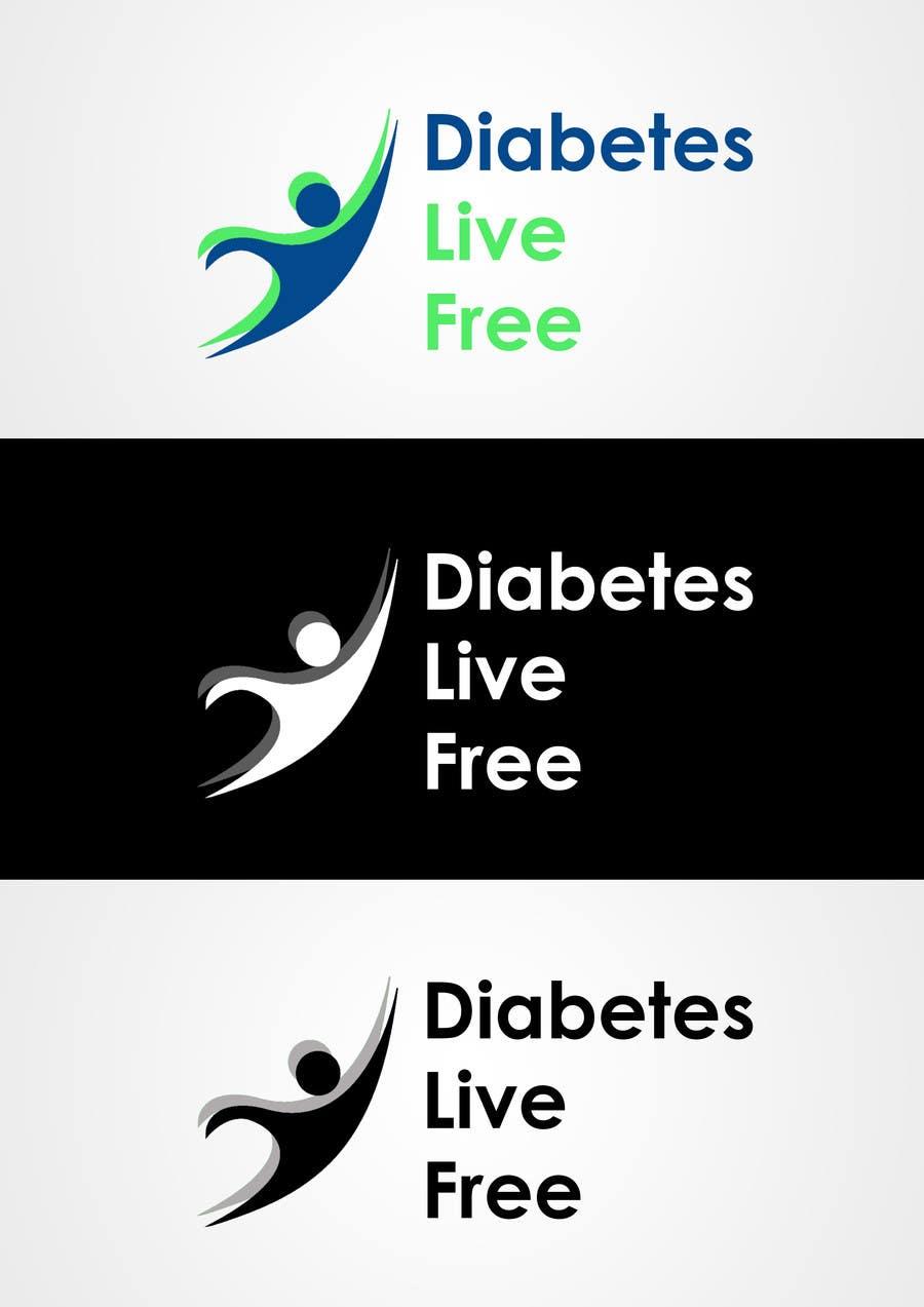 Konkurrenceindlæg #                                        44                                      for                                         Design a Logo for Diabetes Live Free