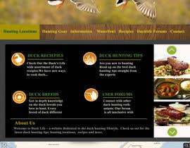 khatripunam tarafından Wordpress Theme Design for DuckLife.com için no 4