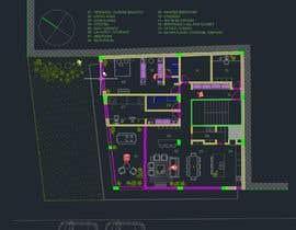 Nro 10 kilpailuun Design the architecture of home (190mq) käyttäjältä lautaroaraneo