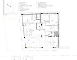 Nro 18 kilpailuun Design the architecture of home (190mq) käyttäjältä lautaroaraneo
