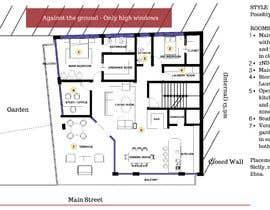 Nro 32 kilpailuun Design the architecture of home (190mq) käyttäjältä davidtorres82