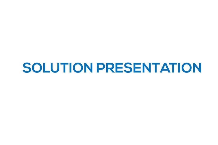 Bài tham dự cuộc thi #                                        14                                      cho                                         Solution Presentation