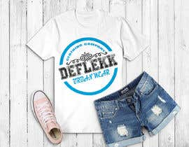 #58 untuk Deflekk Urban Wear oleh shakilahmeddhaka