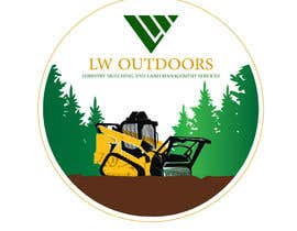#106 untuk Combination Logo Design:  Forestry & Ranching Company oleh KhalidZaman1