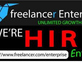 #231 para LinkedIn Banner: Join the Freelancer.com Enterprise Team por rajuahmedpapon