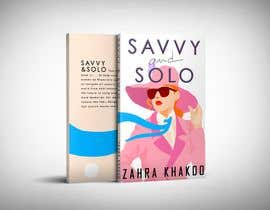 Nro 173 kilpailuun Book Cover for Zahra käyttäjältä radiantARTstudio