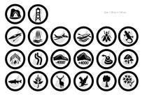 Graphic Design Inscrição do Concurso Nº16 para Website logos and icons