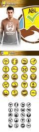 Miniatura da Inscrição nº                                                 33                                              do Concurso para                                                 Website logos and icons