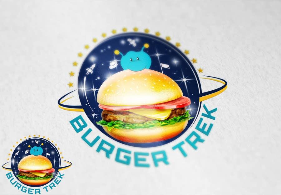 Konkurrenceindlæg #                                        27                                      for                                         Design a logo for a burger shop