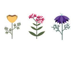 #27 for Vector Flower Icons af ioanna9