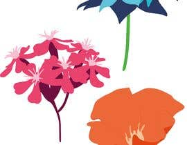 #22 for Vector Flower Icons af racp94