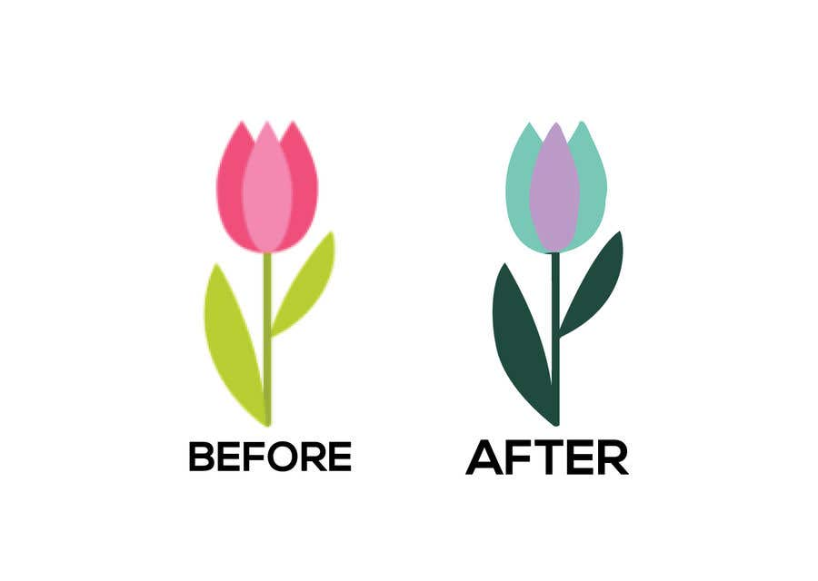 Contest Entry #                                        4                                      for                                         Vector Flower Icons