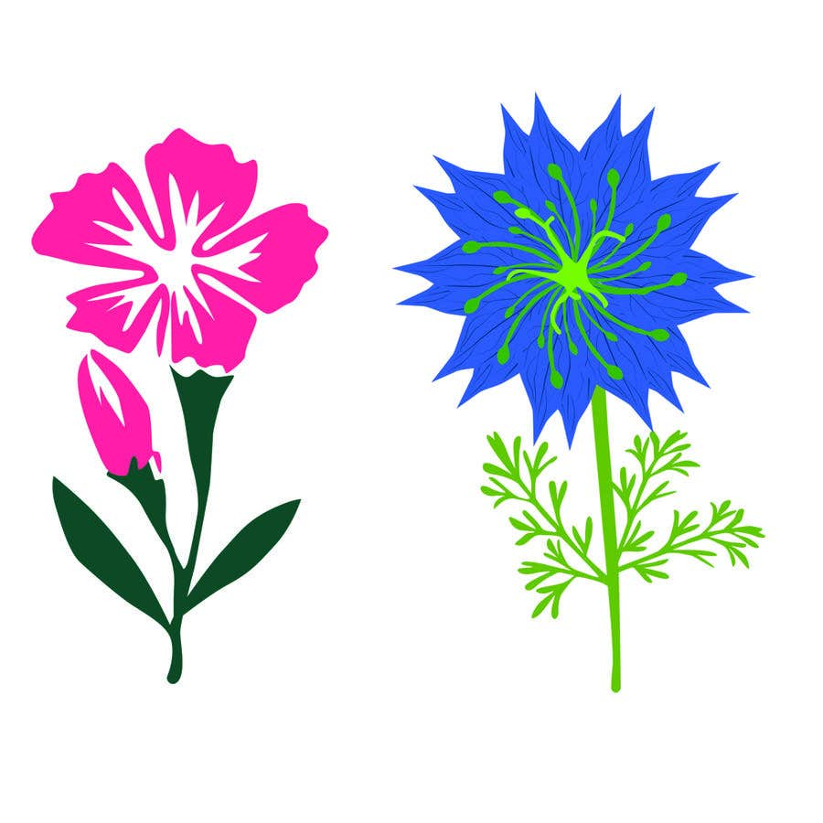 Contest Entry #                                        37                                      for                                         Vector Flower Icons