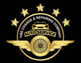 #52 cho Logo for Tire Company bởi tusar2515
