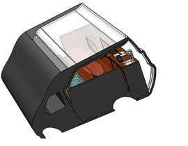#10 untuk Interior design (Artist impression) for a Car (Van) oleh divu999999