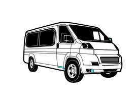 #9 untuk Interior design (Artist impression) for a Car (Van) oleh sahkilgazi