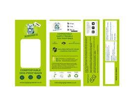 DivakarJK tarafından Packaging for eco friendly dog poo bags için no 5