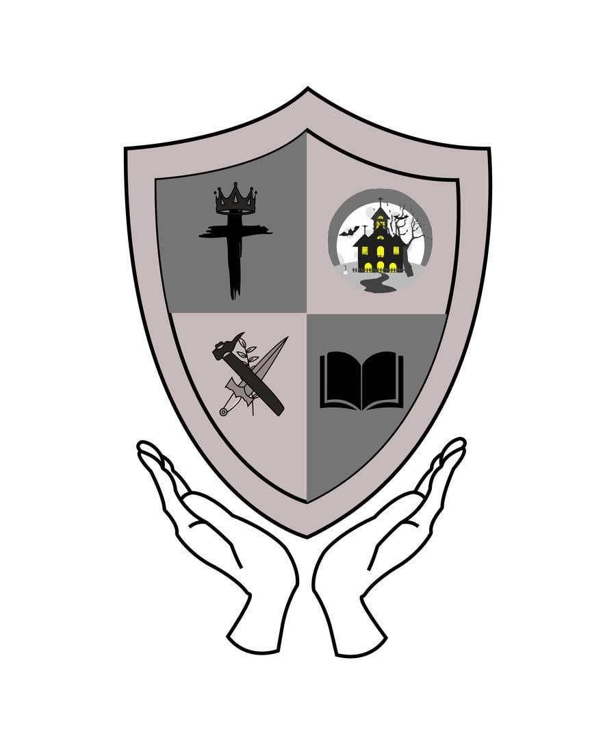 Penyertaan Peraduan #                                        22                                      untuk                                         Coat of Arms/ Crest and associated files
