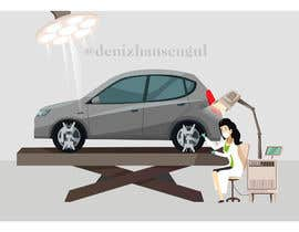 #8 cho Series of Three Cartoons for Business to Business Marketing bởi denizhansengul